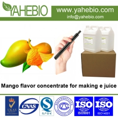 High concentrated mango flavor used for e-liquid
