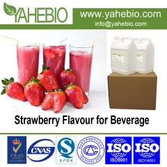 strawberry flavour for beverage product