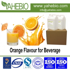 concentrated orange flavour for beverage product